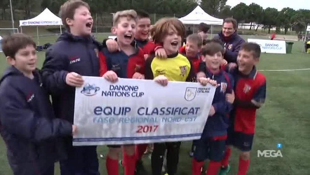 Comienza la Danone Nations Cup