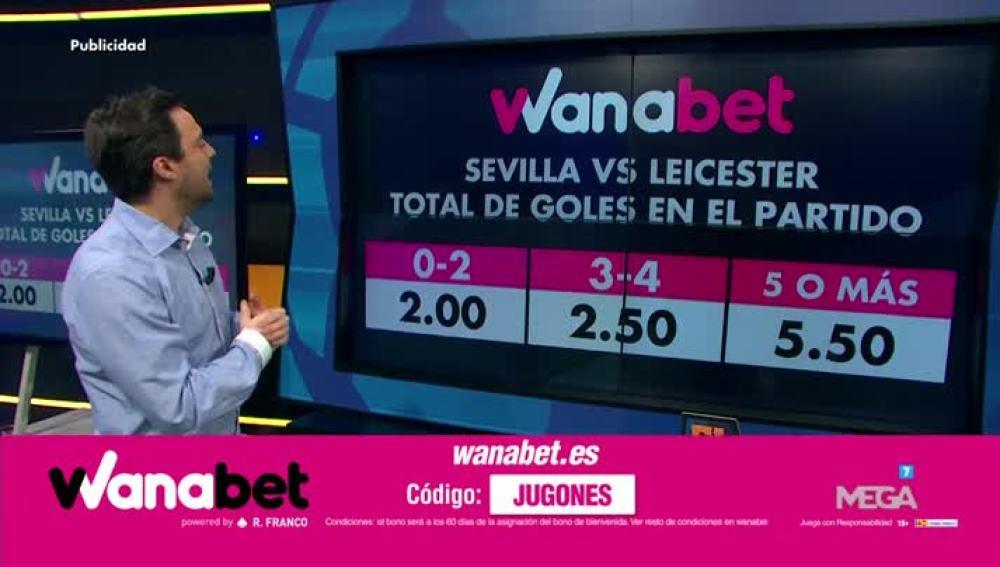 Nacho Peña con Wanabet