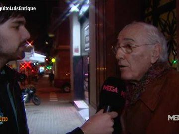 Uri Mora pregunta a los culés por el sustituto de Luis Enrique
