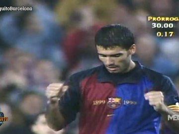Las remontadas del Barcelona en Champions
