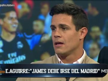 Edu Aguirre, sobre James Rodríguez