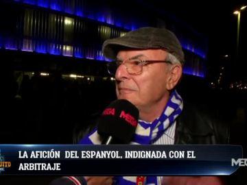 Encuesta a aficionados del Espanyol
