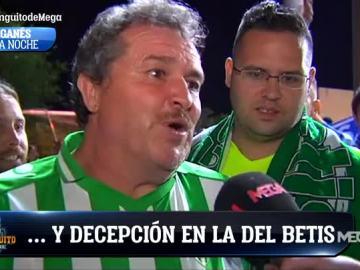 Afición del Betis