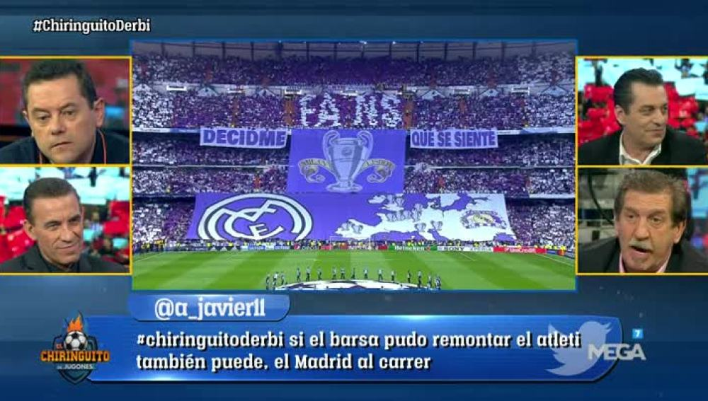 La previa del Atleti - Madrid