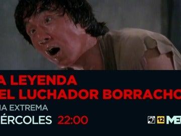 """Frame 15.264 de: """"La leyenda del luchador borracho"""" en Asia extrema"""