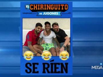 Se ríen, portada El Chiringuito