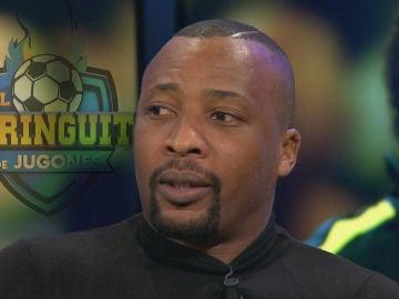 El exmadridista Edwin Congo ficha por 'El Chiringuito de Jugones'