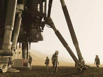 El martes, estreno exclusivo de 'Marte' en MEGA