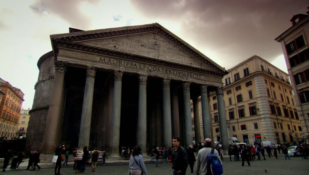 El hormigón, un invento romano de hace más de 2.000 años