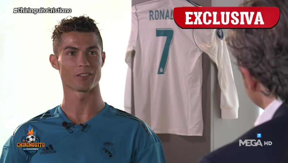 Cristiano Ronaldo sobre su futuro