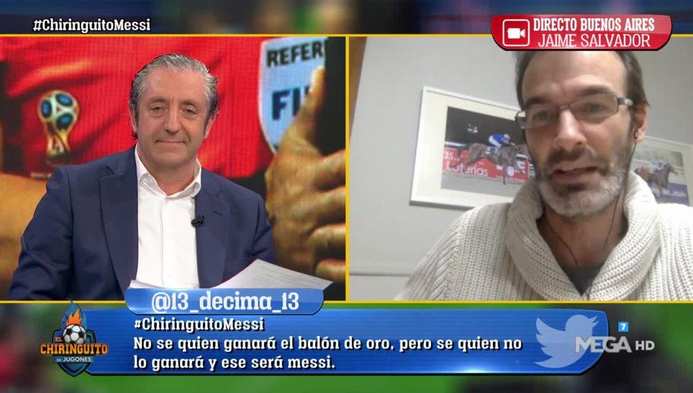 Jaime Salvador