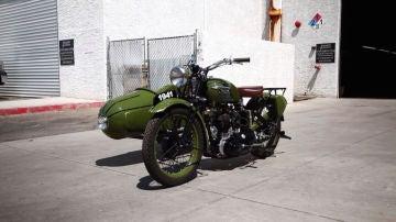 Triumph de 1941