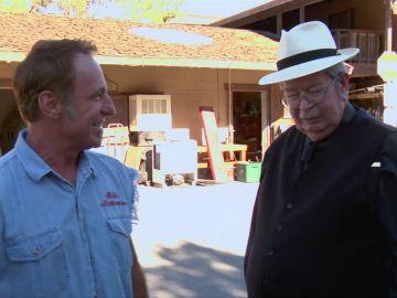 El regalo de Rick a su padre, 'El viejo', mejorado por 'Los Restauradores'