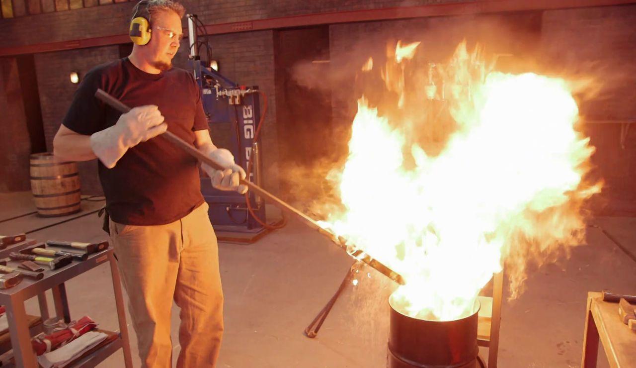 Forjado a fuego - Programa 15: El Shotel