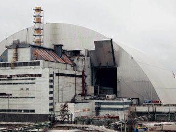 La cúpula de contención de Chernóbil, la estructura móvil más grande del Mundo