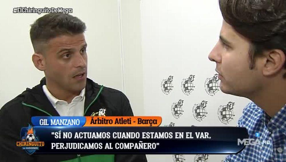 Gil Manzano