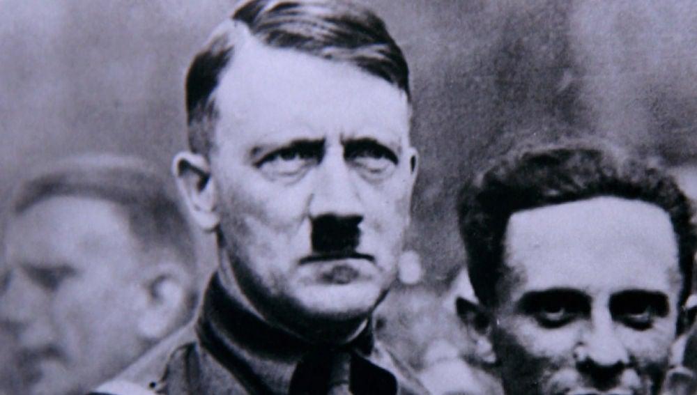 Persiguiendo a Hitler