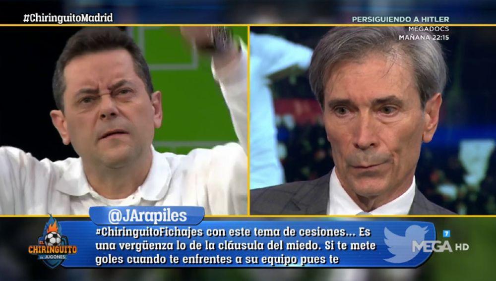 """Tomás Roncero: """"A Guardiola le va a costar cara la omisión deliberada al Real Madrid"""""""