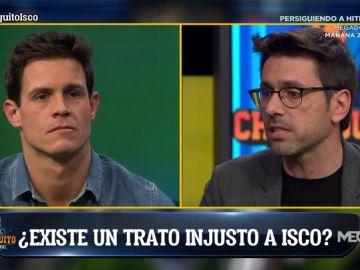 """Roberto Morales: """"Hay un trato dispar que perjudica a una megaestrella como Isco"""""""