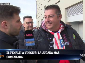 El enfado de los atléticos en el Wanda: Simeone y los árbitros centran las críticas