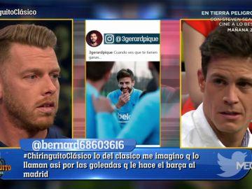 """Edu Aguirre: """"Que Gerard Piqué no se crea que es Messi...Nos da igual"""""""