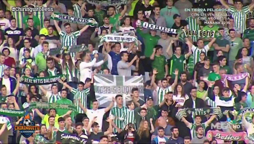 La afición y el Villamarín arropan al Betis antes del duelo copero frente al Valencia