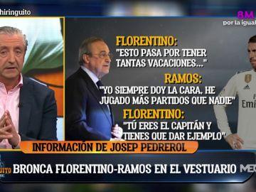 """Josep Pedrerol: """"Lo del Madrid contra el Ajax fue una vergüenza y había que decirlo"""""""