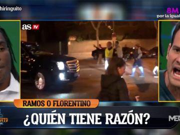 """Quim Domènech: """"Ramos empezó a perder la eliminatoria cuando se borró pensando en el documental"""""""