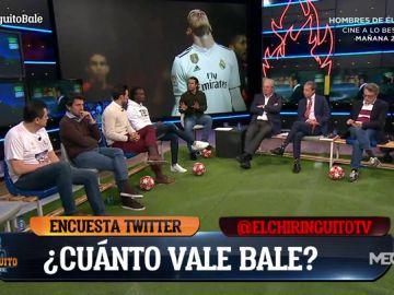 ¿Cuánto vale Gareth Bale?