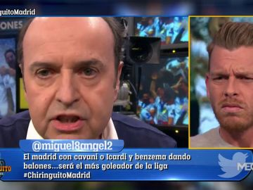 """Juanma Rodríguez: """"No intentéis explicarle al Real Madrid cómo se ganan las Champions"""""""