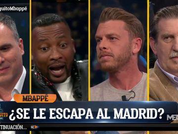 """Jota Jordi a Edwin Congo: """"Al Real Madrid le quedan tres meses comiendo palomitas y viendo al Barça"""""""