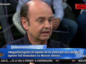 """Juanma Rodríguez: """"Es un fin de ciclo de manual que es más traumático viniendo de ganar tres Champions"""""""