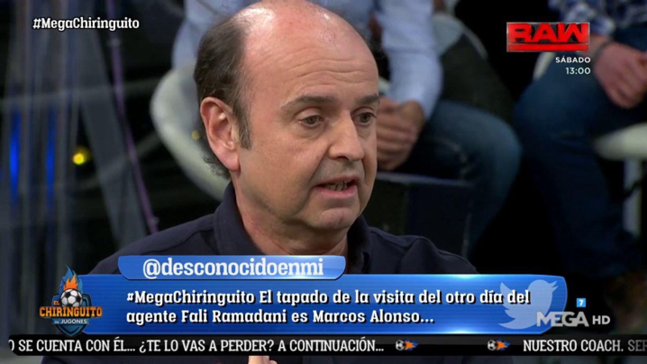 """Juanma Rodríguez: """"Es Un Fin De Ciclo De Manual Que Es Más"""