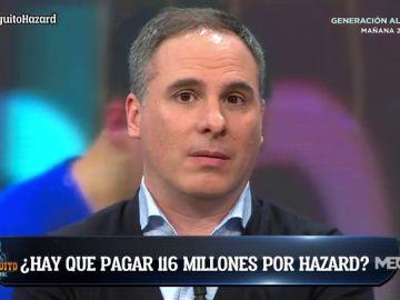 Los tertulianos 'se mojan' ¿Hay que pagar 116 millones por Hazard?