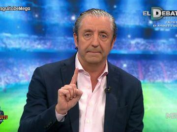 """Josep Pedrerol: """"El fichaje de Pogba estaba en un 80% y ahora está en un 20"""""""