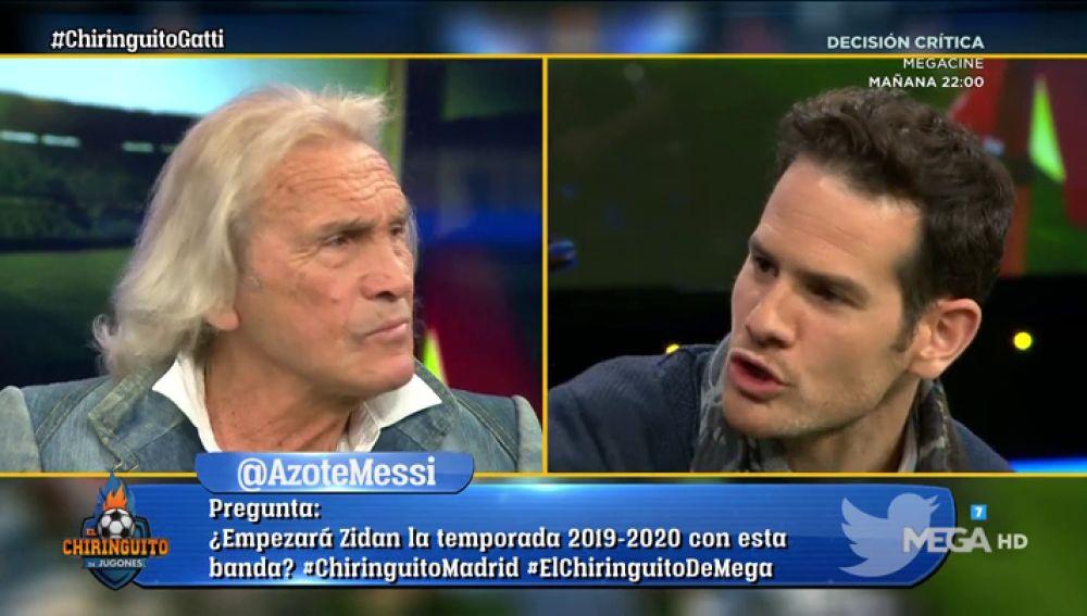 """Quim Domènech: """"El Real Madrid está a 15 puntos del Barça y aquí estoy escuchando hablar de CAÑOS de Brahim"""""""
