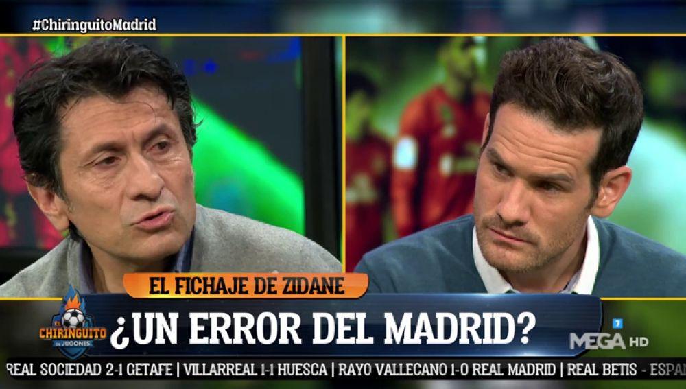 """José Félix Díaz: """"El Real Madrid ha dado vergüenza ajena"""""""