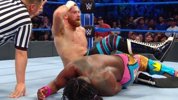 Ni AJ Styles ni Sami Sayn pueden con Kofi Kingston, campeón de WWE