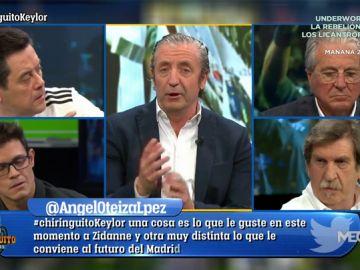 """Josep Pedrerol: """"El sentimiento te dice que Keylor es historia y el empresario que Courtois es el futuro"""""""