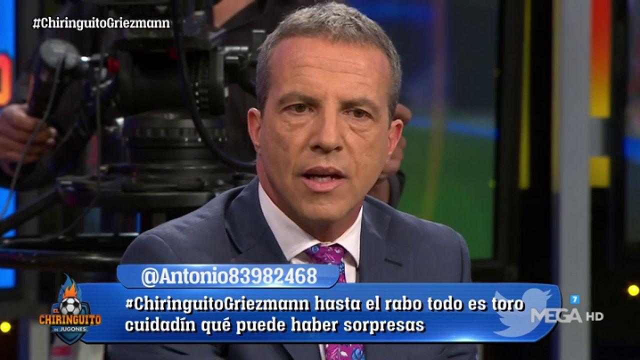 """Cristóbal Soria: """"En El Vestuario Del Barça Se Están"""