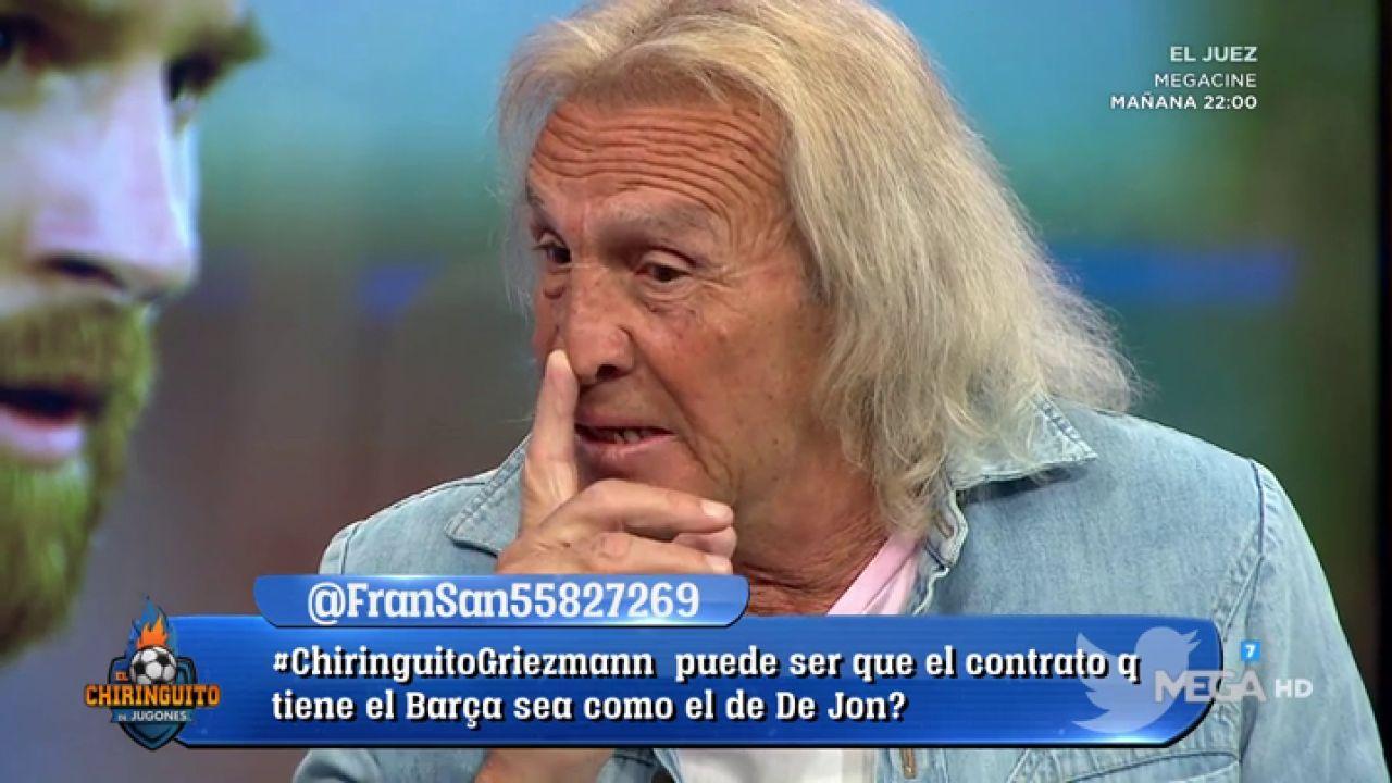 """Loco Gatti: """"Messi Sería Más Grande En El Madrid. Está"""