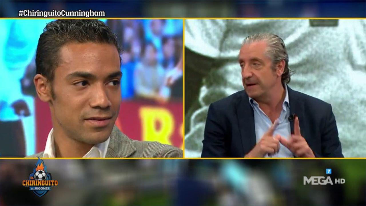 """Sergio Cunningham: """"Que El Camp Nou Ovacionara A Un"""