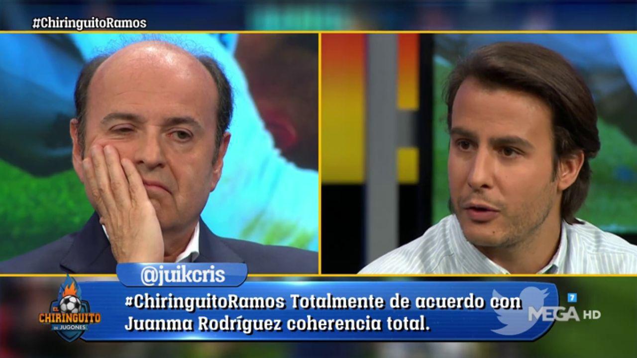 """Juanfe Sanz: """"Se Están Enfriando Las Cosas En El Caso"""