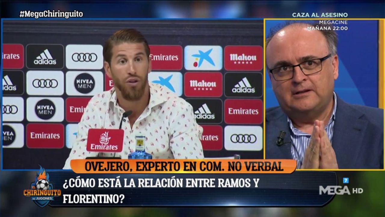 """Martín Ovejero: """"Sergio Ramos Habla En Presente Y Deja"""