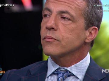 """Cristóbal Soria: """"Florentino Pérez me dijo que se hará cargo del hijo de Reyes hasta los 18 años"""""""