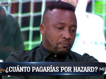 Los tertulianos se 'mojan': ¿Cuánto debe pagar el Real Madrid por Hazard?