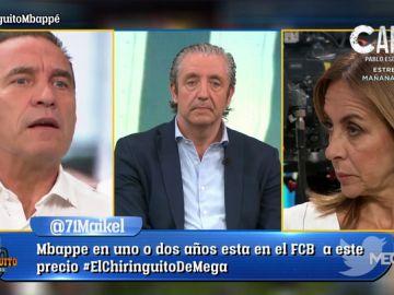 """Paco Buyo: """"Si el Barça quiere a Neymar, serán 200 millones y Griezmann o Dembélé"""""""