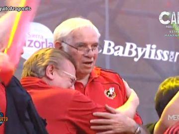 'Siempre con nosotros, Luis', el video más emotivo de Luis Aragonés en la Selección