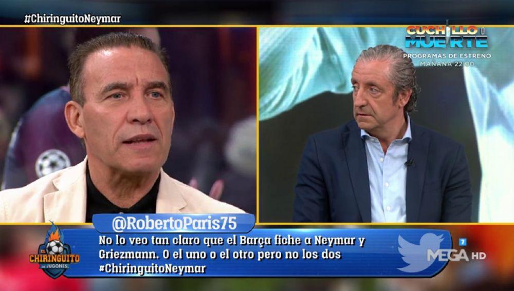 """Paco Buyo: """"Que Neymar no le eche un pulso al jeque por si acaso..."""""""