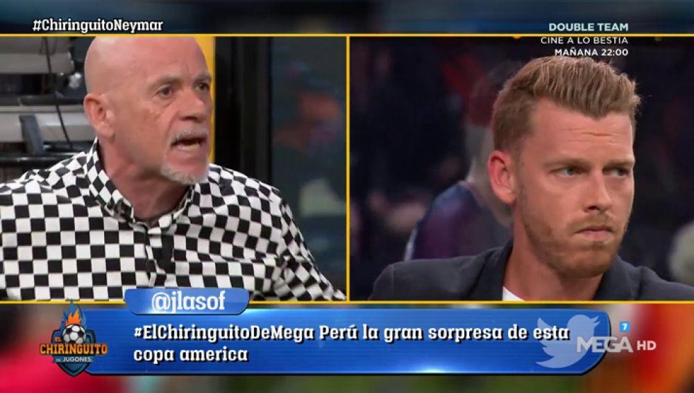 """Alfredo Duro: """"Neymar iba a ser 'la bomba' y se ha 'estrellado'"""""""